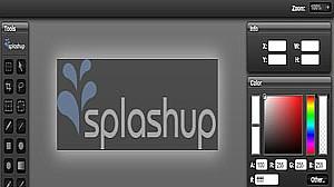 ონლაინ ფოტორედაქტორები - Splashup