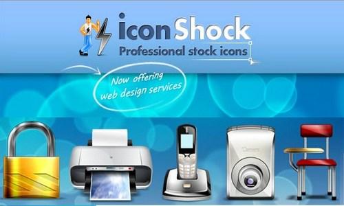 იკონების ძებნის საუკეთესო რესურსები - Iconshock