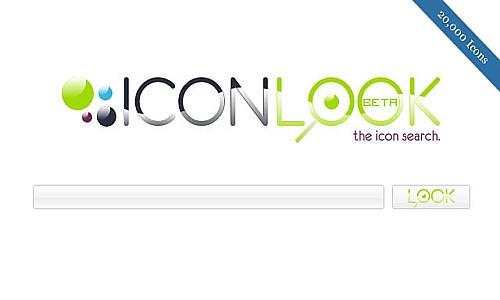 იკონების ძებნის საუკეთესო რესურსები - Iconlook