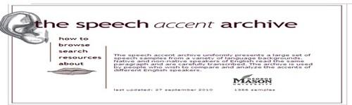 სიტყვების სწორად გამოთქმის ონლაინ სერვისები - Аccent.gmu