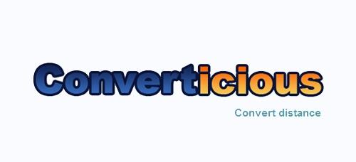 ერთეულების კონვერტორები (ზომის, მასის, მოცულობის, სიჩქარის, ტემპერატურის და ა.შ) - Converticious