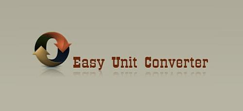 ერთეულების კონვერტორები (ზომის, მასის, მოცულობის, სიჩქარის, ტემპერატურის და ა.შ) - Easyunitconverter