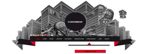 უნივერსალური კონვერტორები - Files-conversion