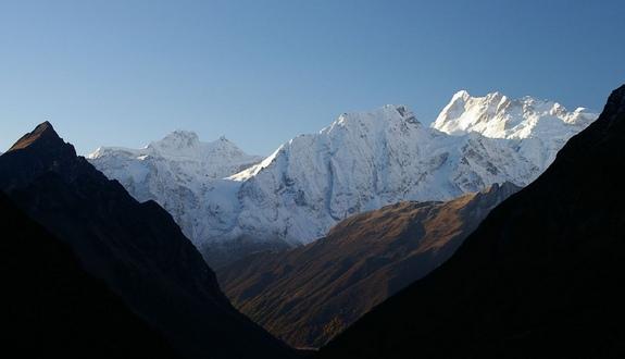 ჰიმალჩული (Himalchuli)