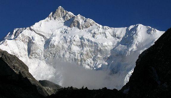 კანჩენჯუნგა (Kangchenjunga)