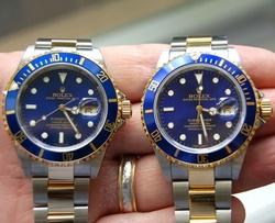 ყალბი და ორიგინალი საათები