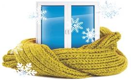 მეტალოპლასტმასის კარ-ფანჯრის ზამთრის რეჟიმზე გადაყვანა