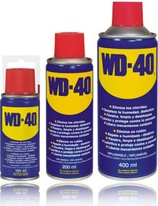 wd-40 მოვლა