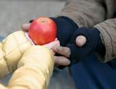 ბიჭუნა ვაშლი და ბებია
