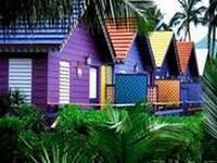 ფერადი სახლები