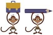 მაიმუნების სკოლა