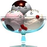 ნაყინის ულუფები