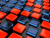 რამდენი ლურჯი კუბია გამოყენებული?
