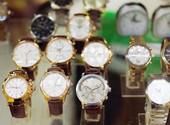 საათების მაღაზიაში