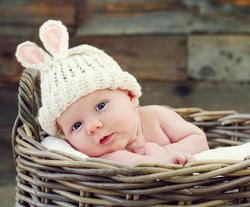 ბავშვის განვითარების მეორე თვე
