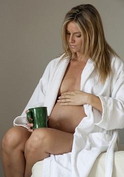 ფეხმძიმობის მე-13 კვირა - კოფეინის გავლენა ფეხმძიმობაზე