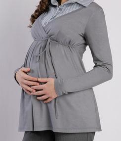 ფეხმძიმობის მე-16 კვირა - მომავალი დედა