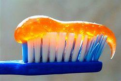 კბილების ფტორირება