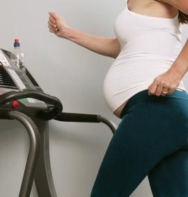 ფეხმძიმობა და სპორტი - უკუჩვენებები
