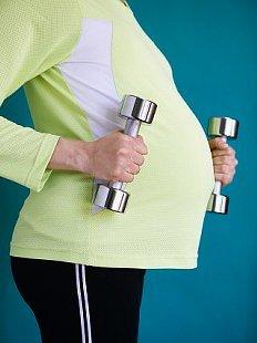 ფეხმძიმობა და სპორტი