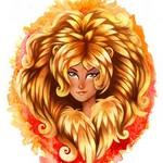 მთვარე ცეცხლის ნიშნებში - ლომი