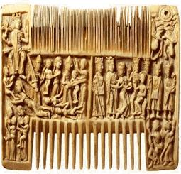 სავარცხლის წარმოშვების ისტორია