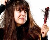 თმის ცვენა ქალებში