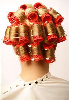 ბიგუდები თმის ქიმიური დახვევისთვის