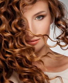 თმის ქიმიური დახვევა ამინომჟავური მეთოდით