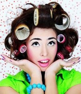 თმის ქიმიური დახვევა ნეიტრალური მეთოდით
