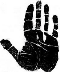 ელემენტარულ-არათანაბარი ტიპის ხელი