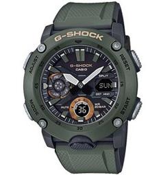 იაპონური საათები: CASIO G-SHOCK