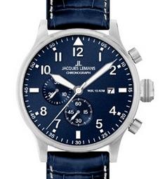 შვეიცარული საათები Jacques Lemans
