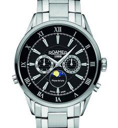 შვეიცარული საათები ROAMER
