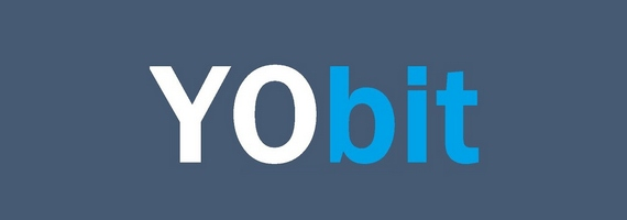 კრიპტობირჟა - yobit.net