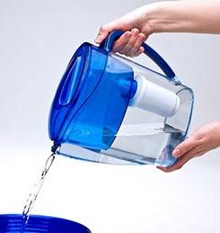 როგორ ავირჩიოთ წყლის ფილტრი-დოქი