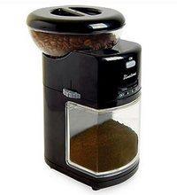 დოლაბიანი ყავის საფქვავის სიმძლავრე