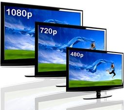 როგორ ავირჩიოთ LCD / LED ტელევიზორი - ეკრანის გაფართოება