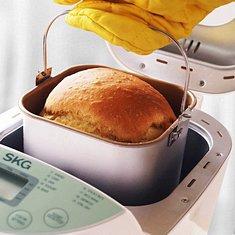 როგორ გამოვაცხოთ პური