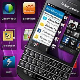 ოპერაციული სისტემა - Blackberry OS