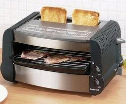 ტოსტერის თერმოსტატი (შეწვის რეჟიმების რეგულირება)
