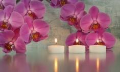 სურნელოვანი სანთლები სექს საღამოსთვის
